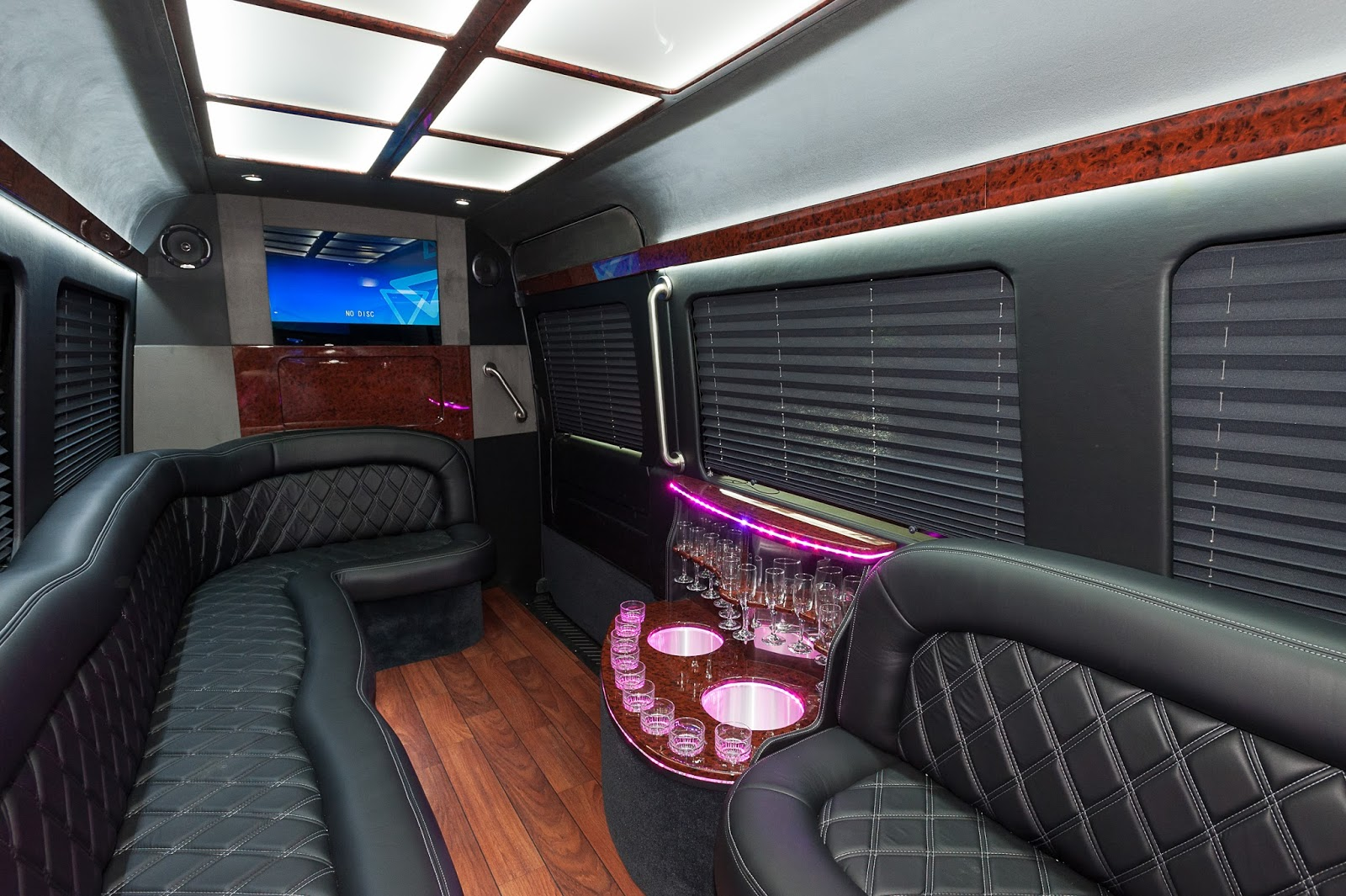 A Step Above Limousine Service Charlotte Limo Company Adds New - Mercedes benz limo bus