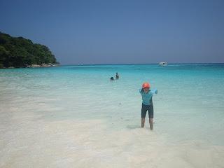 Koh Tachai Thailand