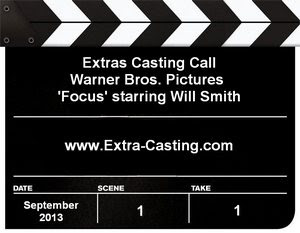 Focus extras casting call in New Orleans