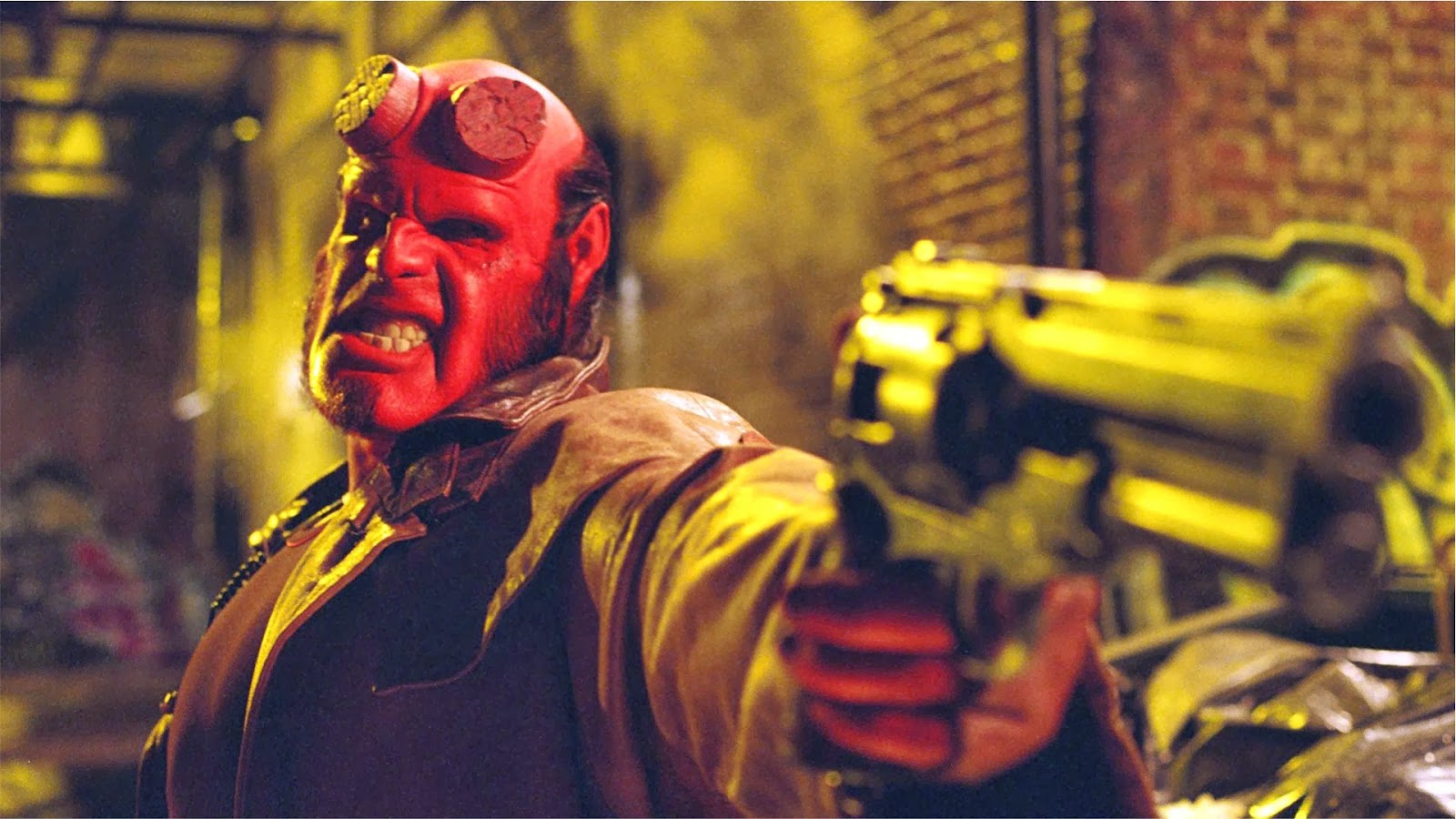 Wallpaper Hellboy 3 HD