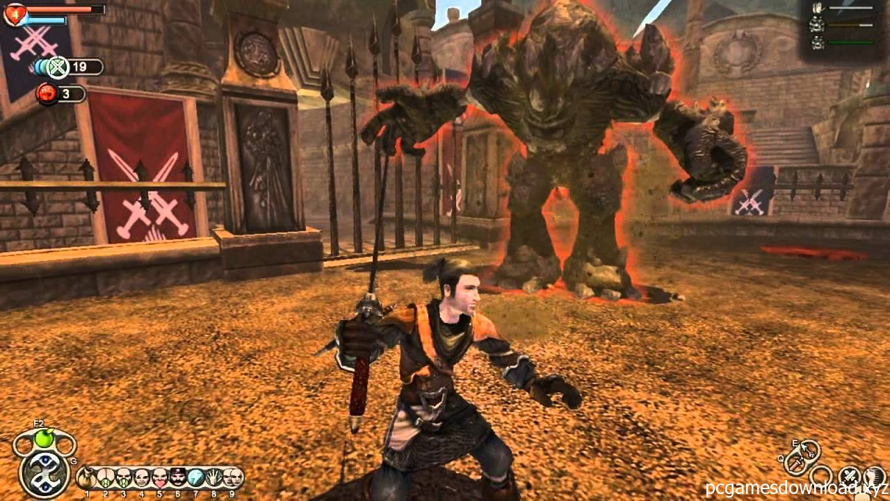 jogos completo via torrent: Download Fable The Lost ...