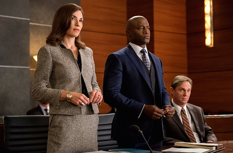The Good Wife S06E04. Oppo Research