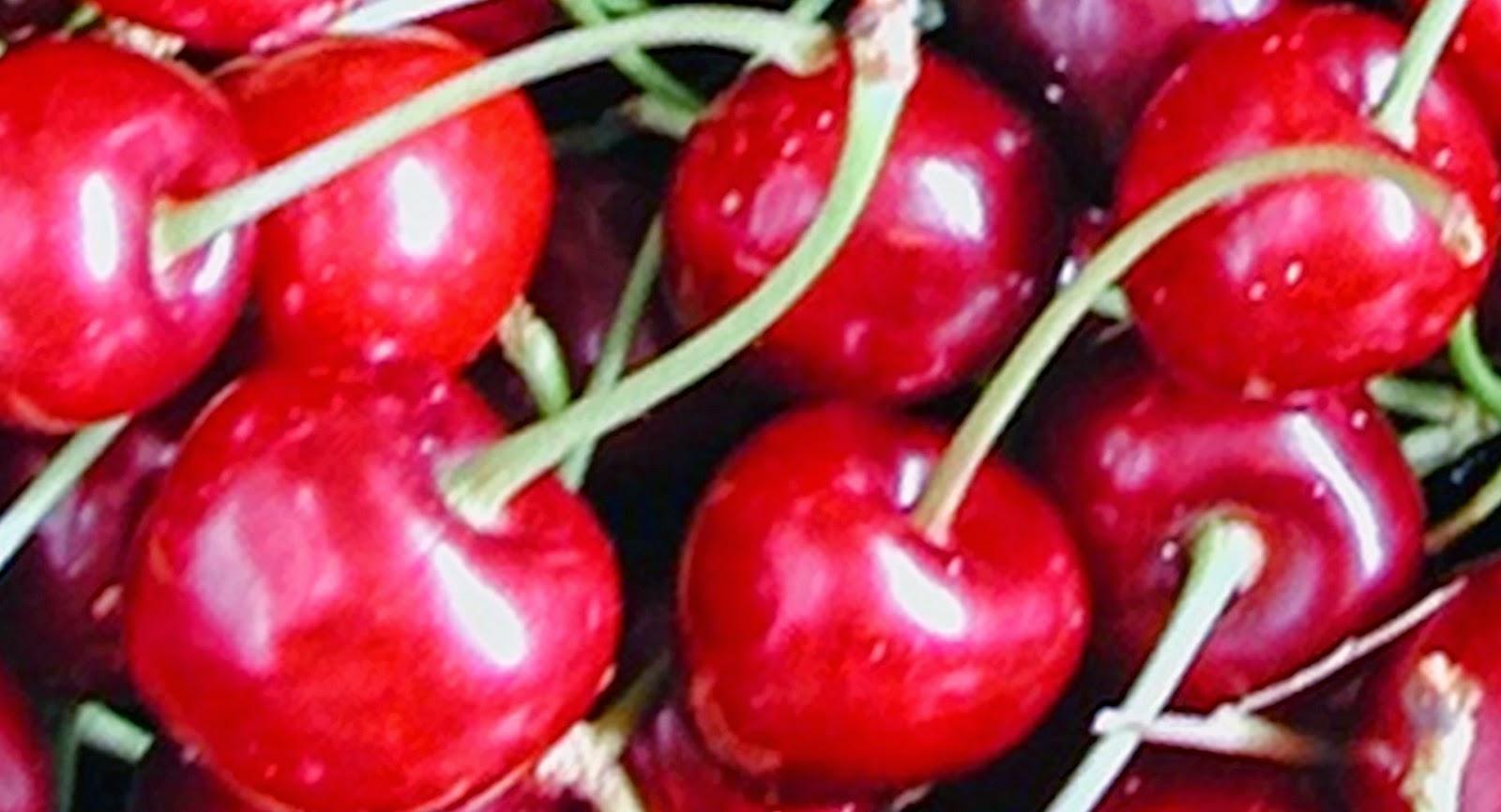 Manfaat Menakjubkan Buah Ceri untuk Kesehatan Tubuh