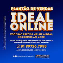 PLATÃO DE VENDAS IDEAL CONSTRUÇÕES