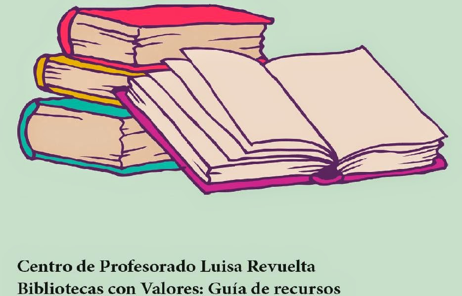 Guía bibliotecas con valores