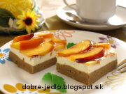 Svieži ovocný zákusok - recept