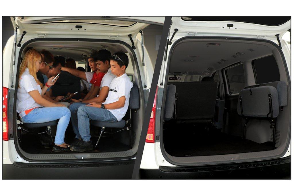 Hyundai grand starex super express is the better commuter van carguide ph philippine car