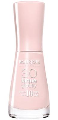 Pintauñas Bourjois So Laque Glossy rosa palo