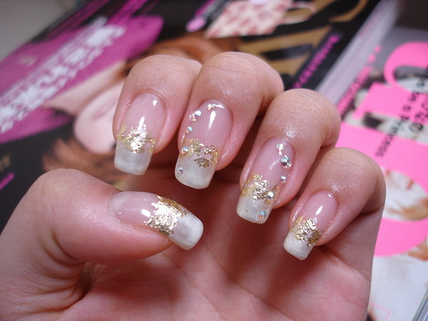 Nice Nail Designs Instyle Fashion One