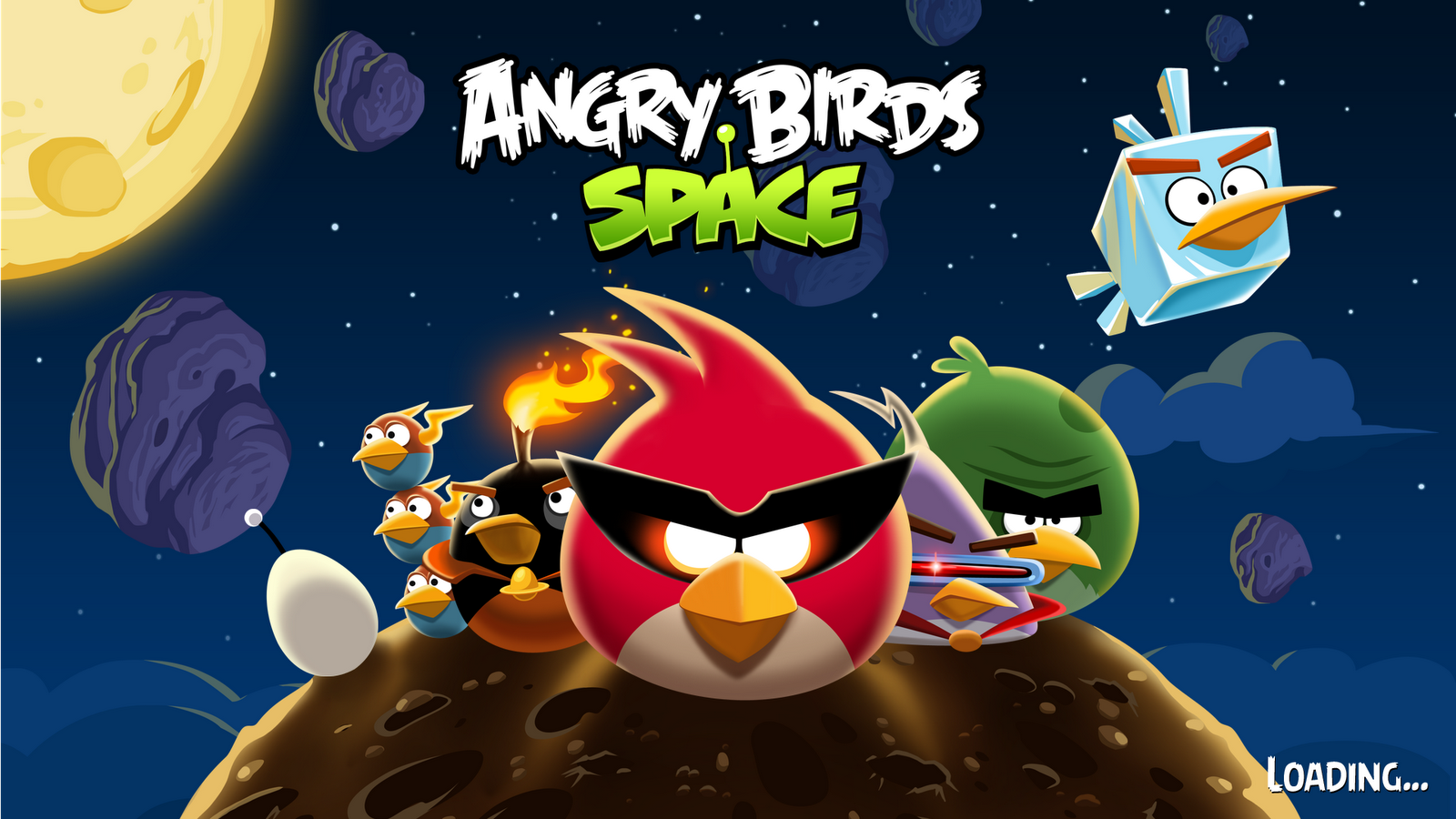 Angry Birds Space + Serial number