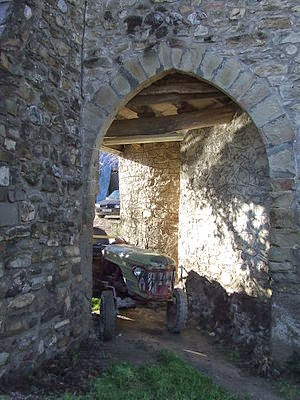 castillo de eroles