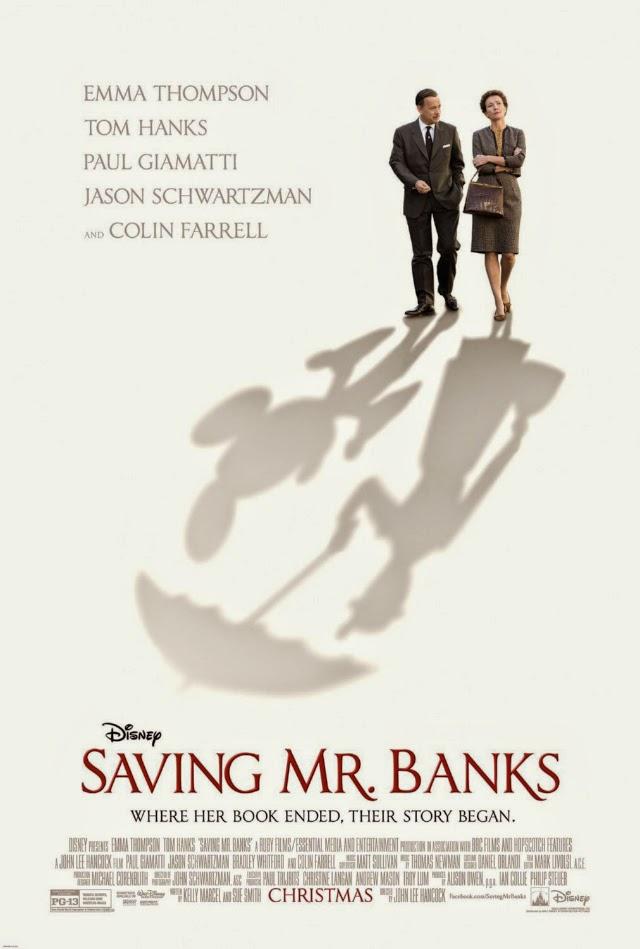Saving Mr. Banks (Al encuentro de Mr. Banks) - Solo Full Películas