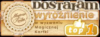 Top 1 - Magiczna Kartka
