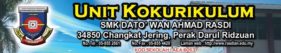 Unit Kokurikulum SMK Dato' Wan Ahmad Rasdi
