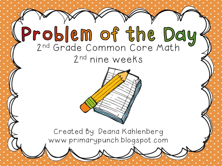 math problems for 2nd graders