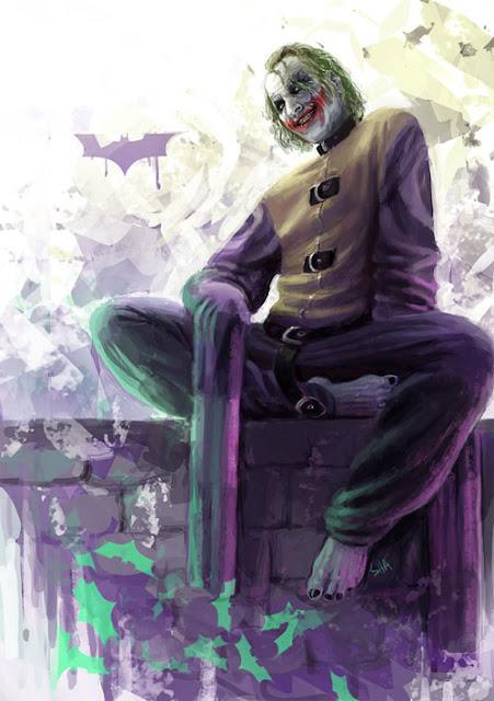 Ilustraciones del Joker 33