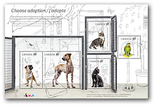 Adopt a Pet - www.canadapost.ca
