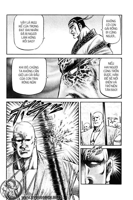 Chú Bé Rồng - Ryuuroden chap 91 - Trang 39