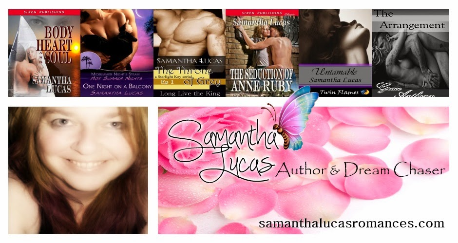 Samantha Lucas News...
