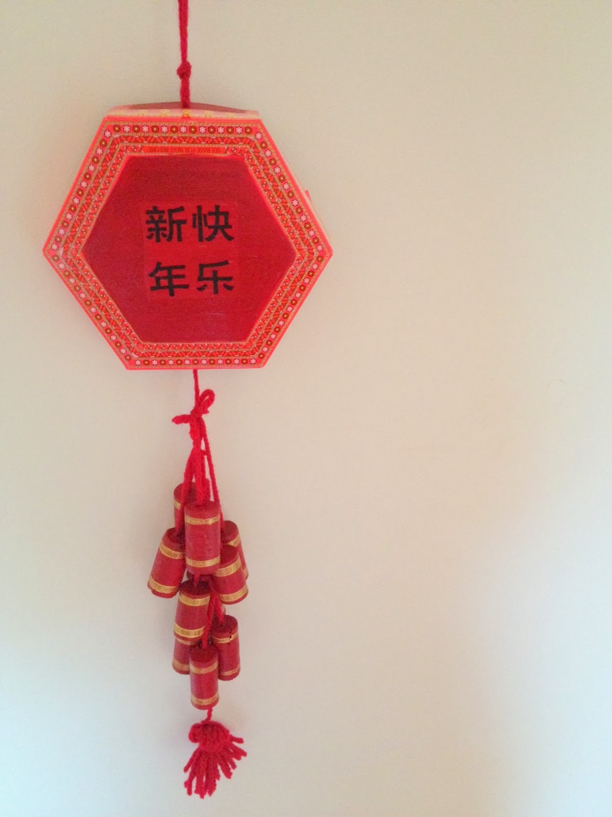 Chinese New Year Fire Cracker
