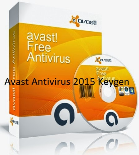 Avast Antivirus 2015 Keygen Patch Serial Key Free Download