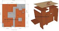 Tenon jig cutting diagram, http://rummageinthegarage.blogspot.com.es/