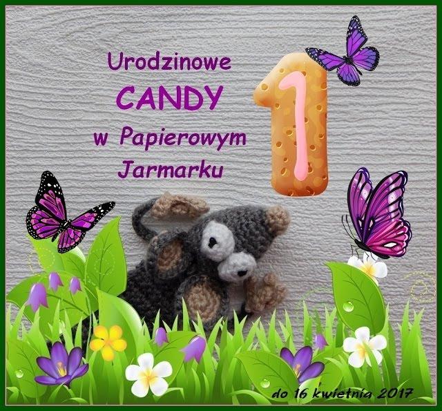 Urodzinowe Candy u Małgosi
