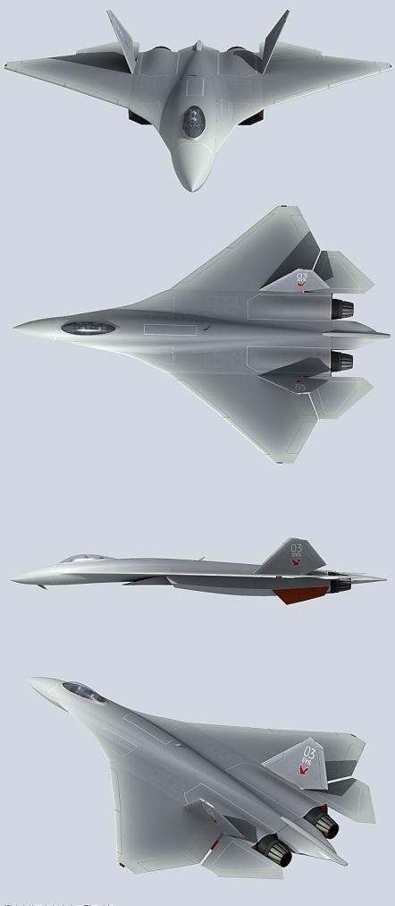 Pesawat tempur J-16 Cina