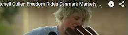 FINGERS Mitchell Cullen Freedom Rides Denmark Markets 2012 Australian Tour Steam Roller