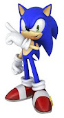 Sonic Speeder the hedgehog