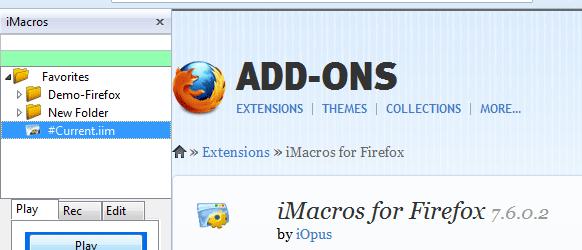 WORKING AddMeFast iMacros scripts for Twitter Followers (2015). (Free/No Stupid Surveys)