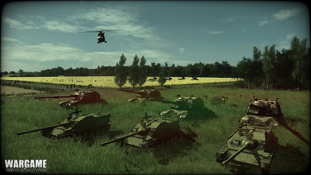 Wargame: European Escalation HD Wallpaper