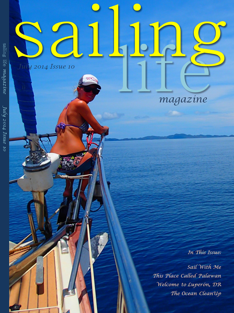 #10 Now Available on iTunes...  Happy Sailing !!