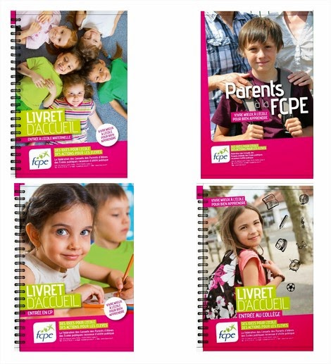 les brochures de la FCPE