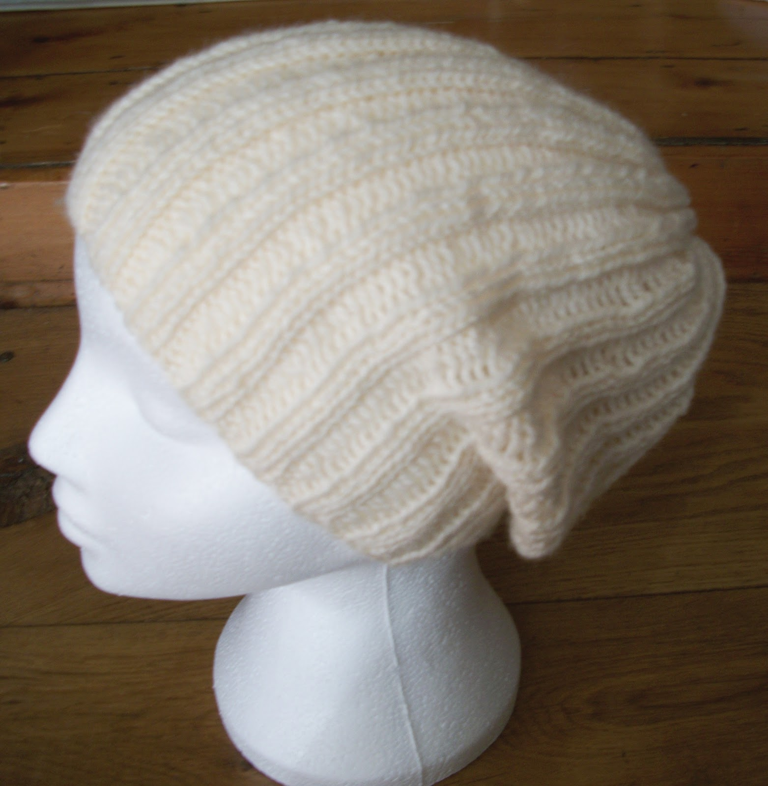 Musings of a knit-a-holic from Wales: Knitting Pattern: Ribbed ...