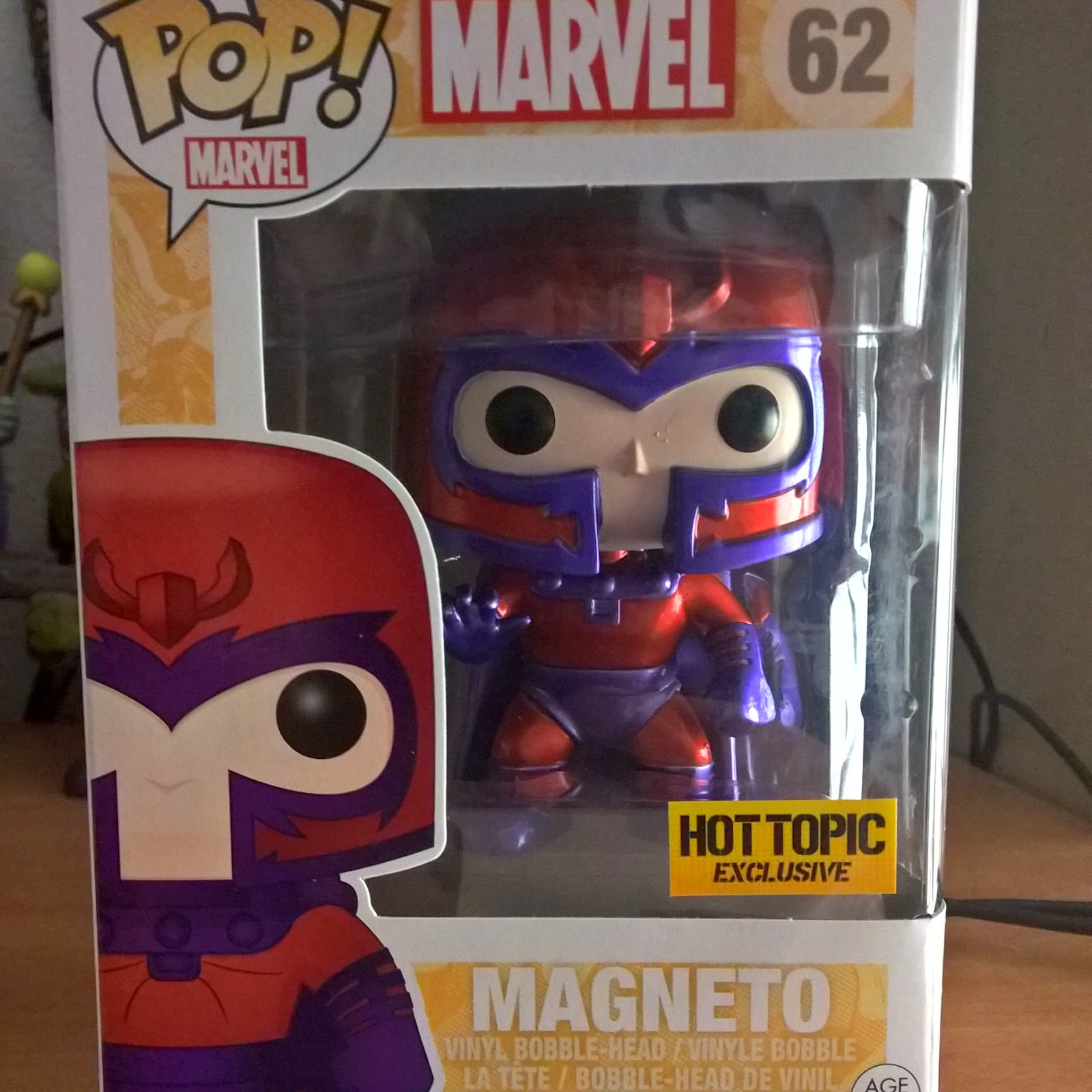 Magneto, Hot Topic Exclusive