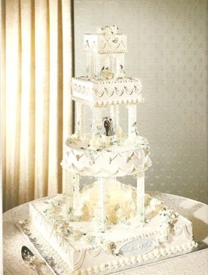 Best Wilton Wedding Cake Pictures