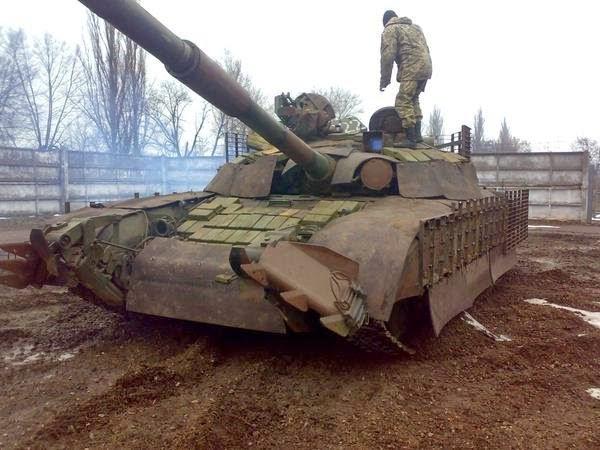 Sobre los T-64 y su desempeño en Ucrania 343686_original