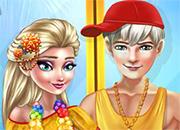 juego Elsa y Jack Perfect Date