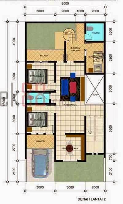 Rumah Minimalis Desain Rumah Sederhana Modern Interior Design Rumah