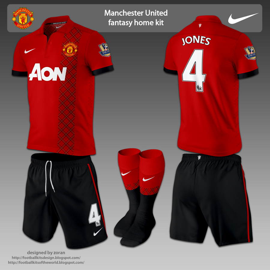 The Away Kit  An All Black Version For The Away Games  Can Be Used Vs