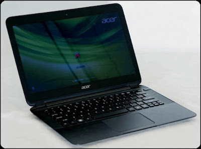 Ultrabook Acer Aspire S5 with Thunderbolt