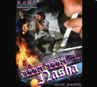 Boom Boom Nasha mp3 download free - Olvin feat hardY