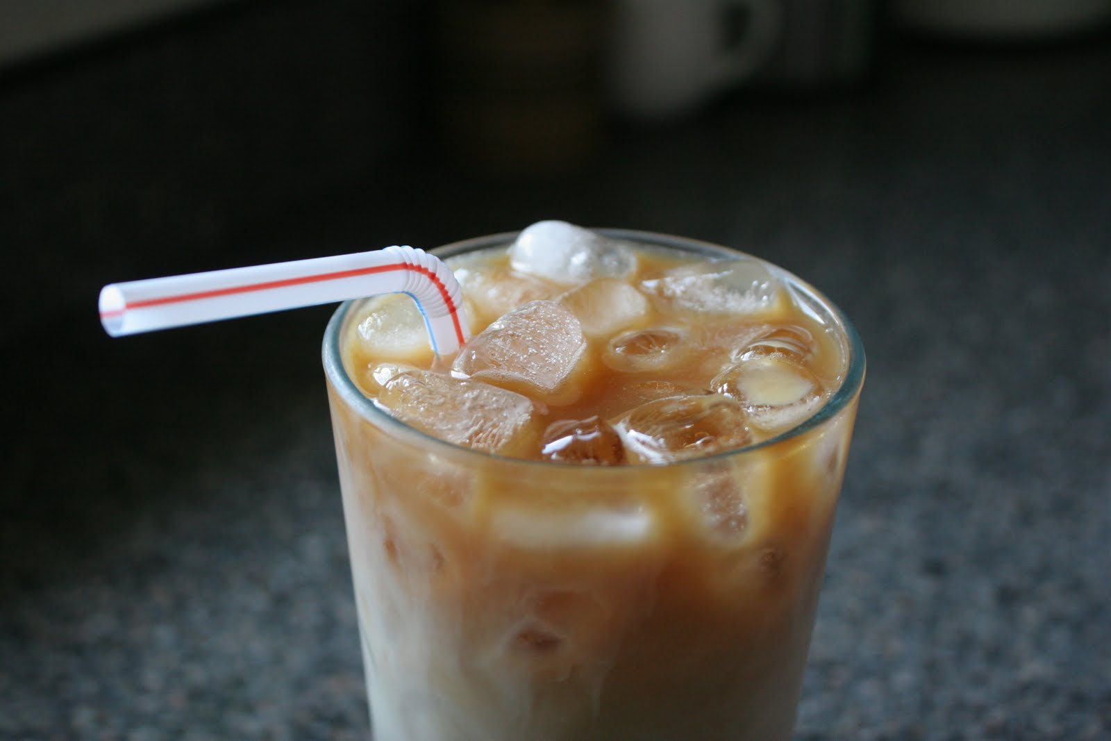 Pie Birds, Buttons and Muddy Puddles: How to Make Iced Coffee