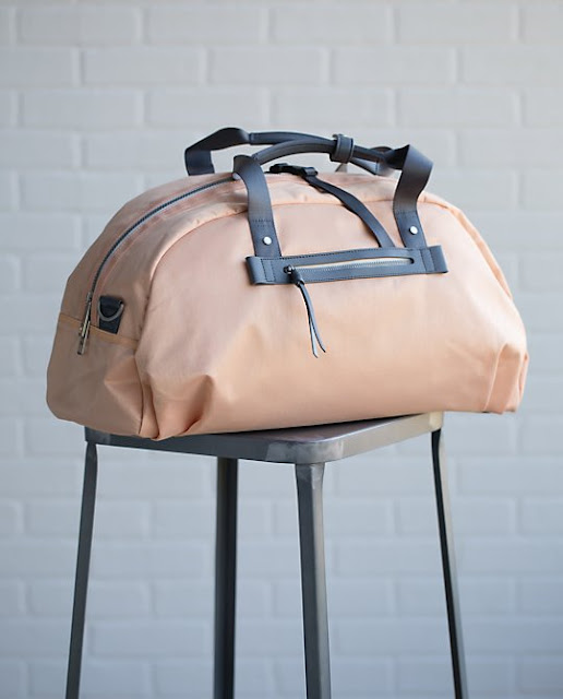 lululemon peach all-you-need-duffel