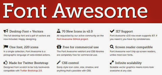 Solusi Mengatasi Loading Blog dengan Asynchronous Font Awesome