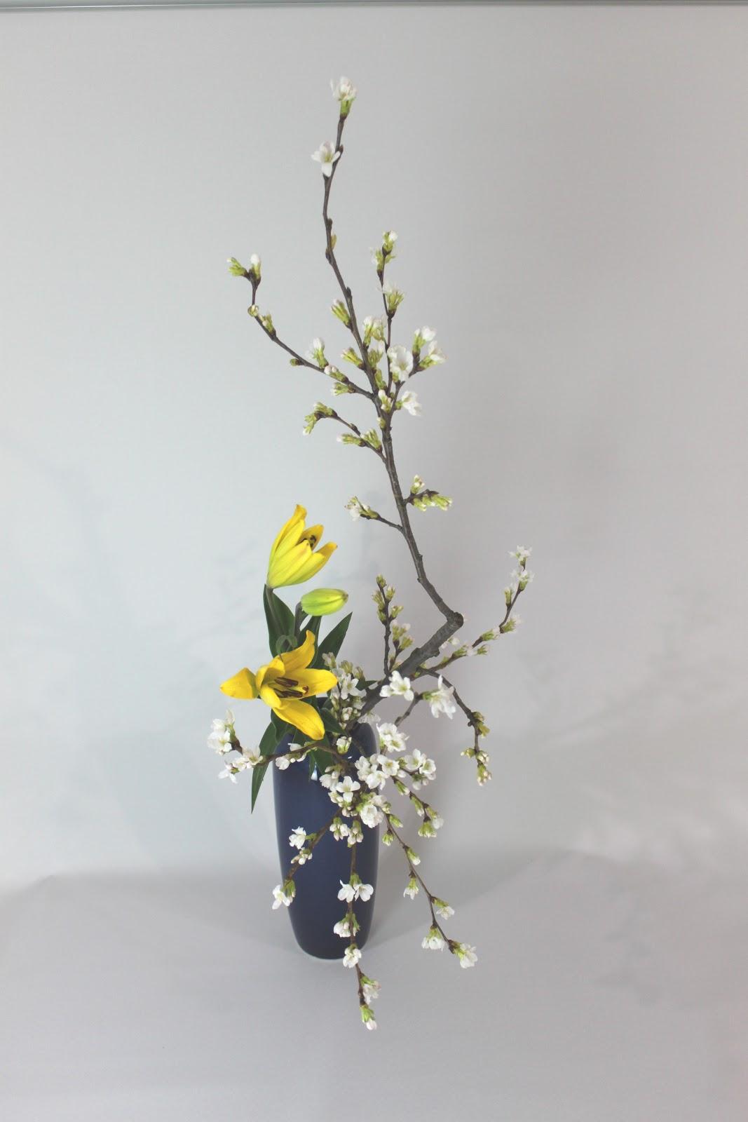 Hanamai The Ikebana Blog Sakura Japanese Cherry Blossoms