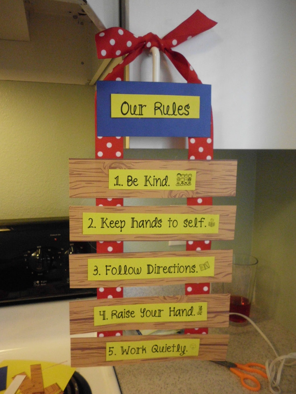 Innovative Classroom Rules ~ The go to teacher pack up your good behavior and bring it