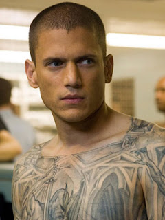 Michael Scofield Prison Break,genios