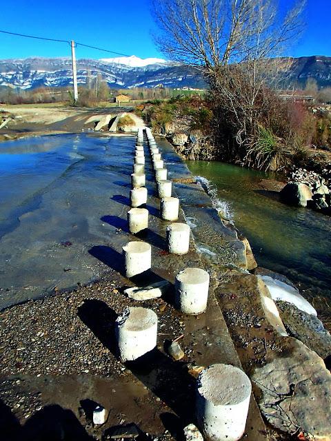 Tierrantona Río la Usía